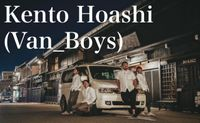 We started a van life to solve social problems with swag | Kento Hoashi